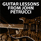 Guitar lessons you can learn from John Petrucci