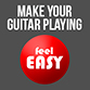 How To Make Fast Guitar Playing Feel Easy