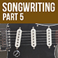 Learn how to develop your songwriting skills
