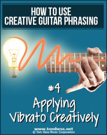How To Creatively Play Vibrato On Guitar