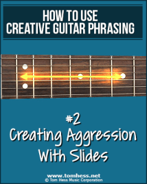 How To Play Creative Slides On Guitar