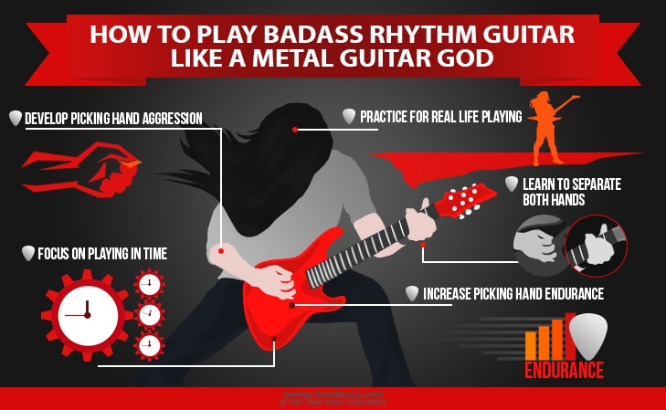 How To Play Killer Rhythm Guitar Riffs