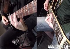 Tom Hess Teaching Guitar Chords
