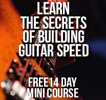 How To Play Guitar Fast Free Mini Course