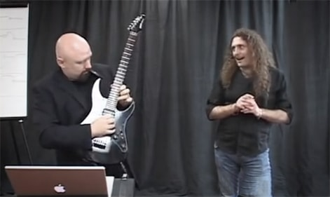 How to compose great guitar solos video by Tom Hess
