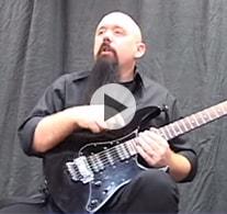 blues guitar licks free video