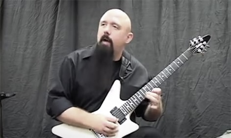 How to play awesome sweep picking licks on guitar by Tom Hess