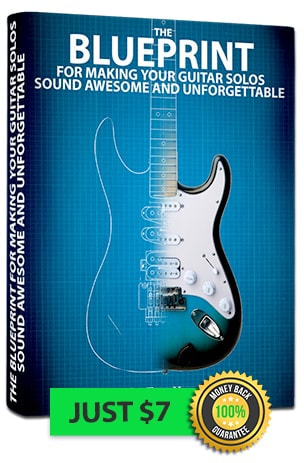 Learn how to make your guitar solos sound awesome