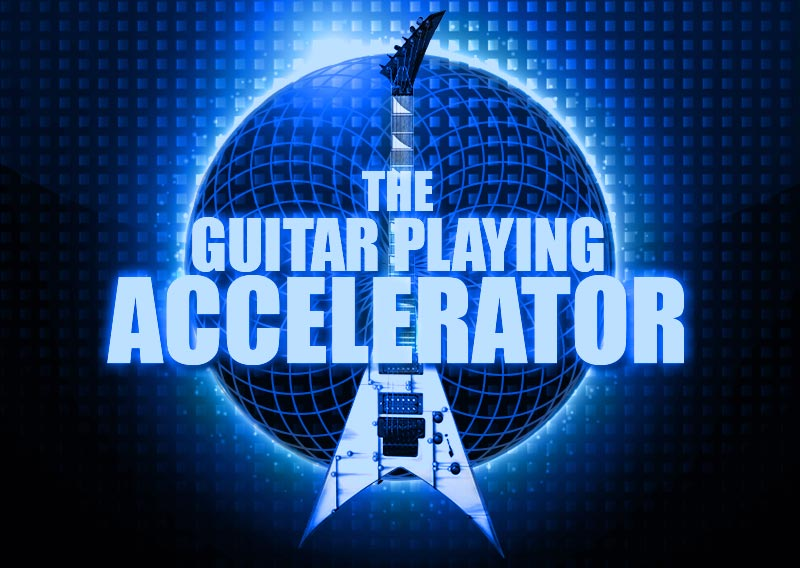 The Guitar Playing Accelerator by Tom Hess