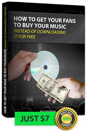 Get Your Fans To Buy Your Music