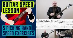 Master guitar picking technique