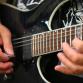 Excellent picking technique for guitar