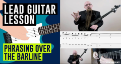 Lead Guitar Soloing Video