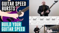 Guitar Speed Bursts