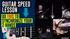 Increase Your Guitar Speed