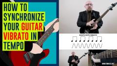 Master guitar vibrato