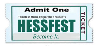 HESSFEST Ticket For One Free Admission