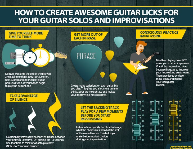 How To Create Awesome Lead Guitar Licks