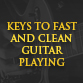 How To Play Guitar Fast And Clean