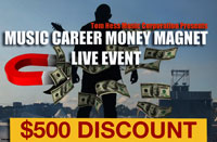 Music Career Money Magnet Course Discount
