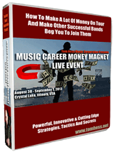 Music Career Money Magnet Course