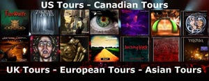 Music Careers Mentoring Program Member Tours