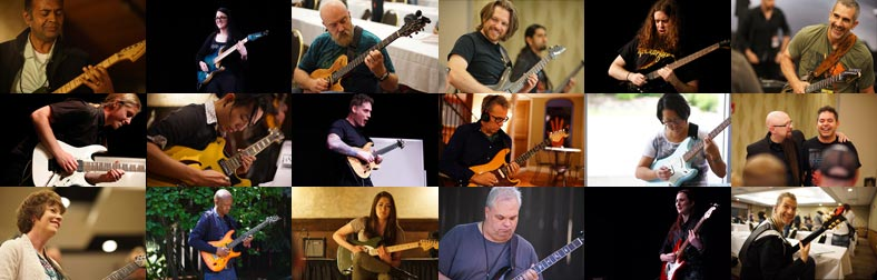Happy Guitar Students Of Tom Hess