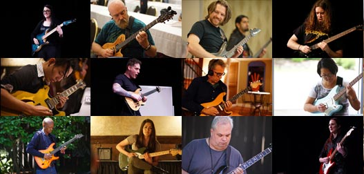 Happy Online Guitar Students Of Tom Hess