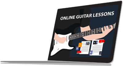 Personal Online Guitar Lessons