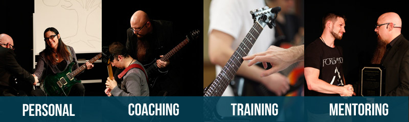 The best electric guitar lessons online