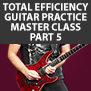 Tom Hess Total Efficiency Guitar Practice Master Class - Part 5