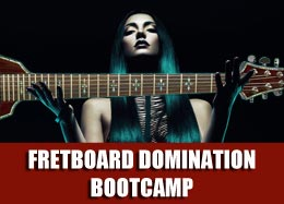 Fretboard Domination Bootcamp Tom Hess Live Event