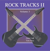 Rock Tracks II Lead Guitar Improvising CD