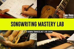 Songwriting Mastery Lab
