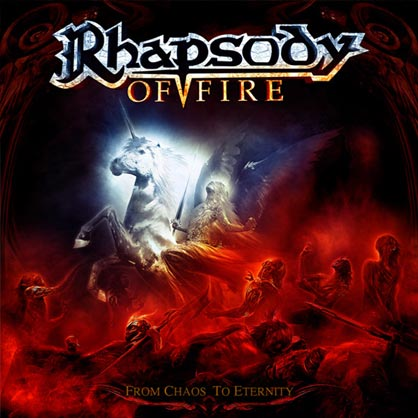 Rhapsofy Of Fire - From Chaos To Eternity