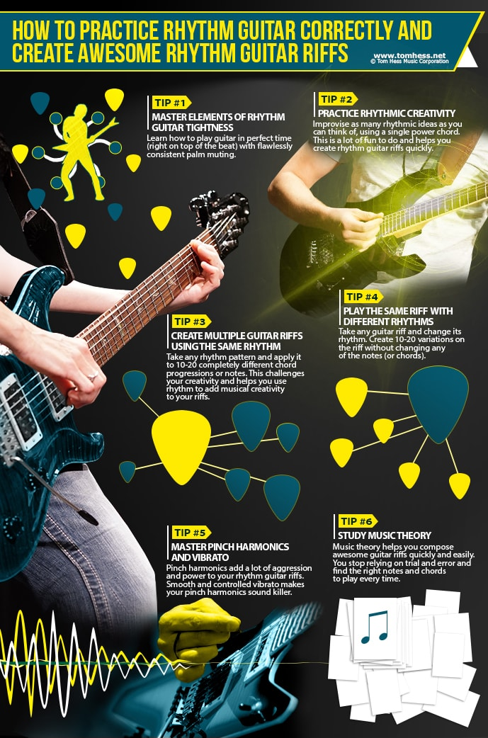 Guitar Lessons: Those Awesome Riffs