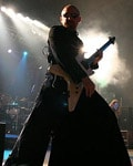 RTom Hess Playing Metal Guitar