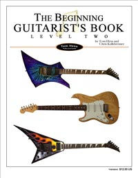 The Beginning Guitarist's Book - Level Two