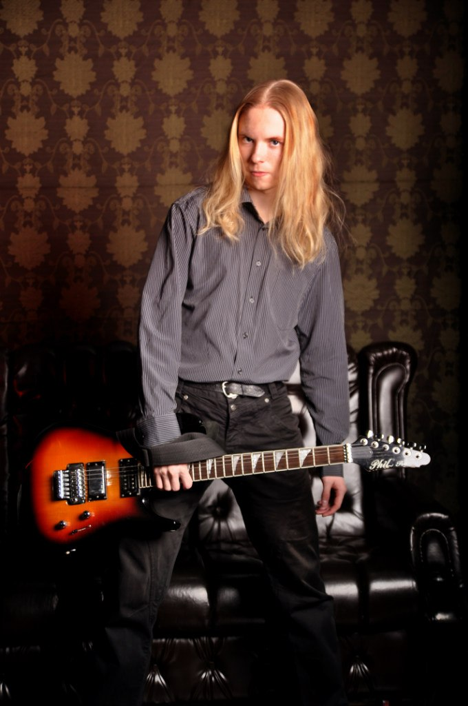 Alexander Buzmakov - Guitar Teacher