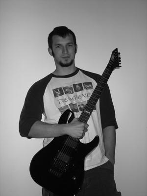 Gabe Zentner - Tom Hess Guitar Student