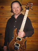 Jeff Vivrette - Tom Hess Guitar Teacher Training Program Member