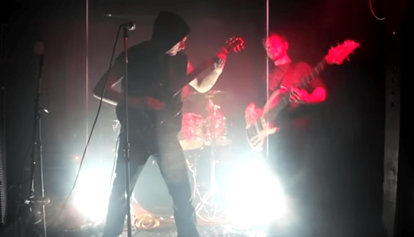 Ryan Mueller Playing Guitar Live