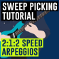 Sweep Picking Video