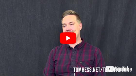 Joni Kosonen Member Of Tom Hess Elite Guitar Teachers Inner Circle
