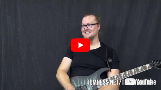 Michael Korte Review Of Tom Hess Elite Guitar Teachers Inner Circle