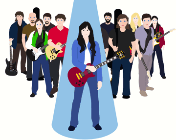 Stand out From Other Guitar Teachers In Your Area