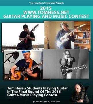 Tom Hess Student Contest