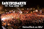 Tom Hess Plays The Earthshaker Festival In 2005