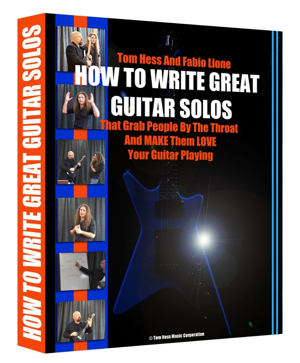 How To Write Great Guitar Solos