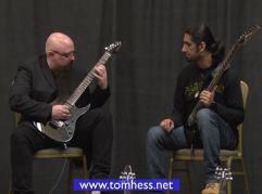 Tom Hess Playing A Creative Lead Guitar Lick